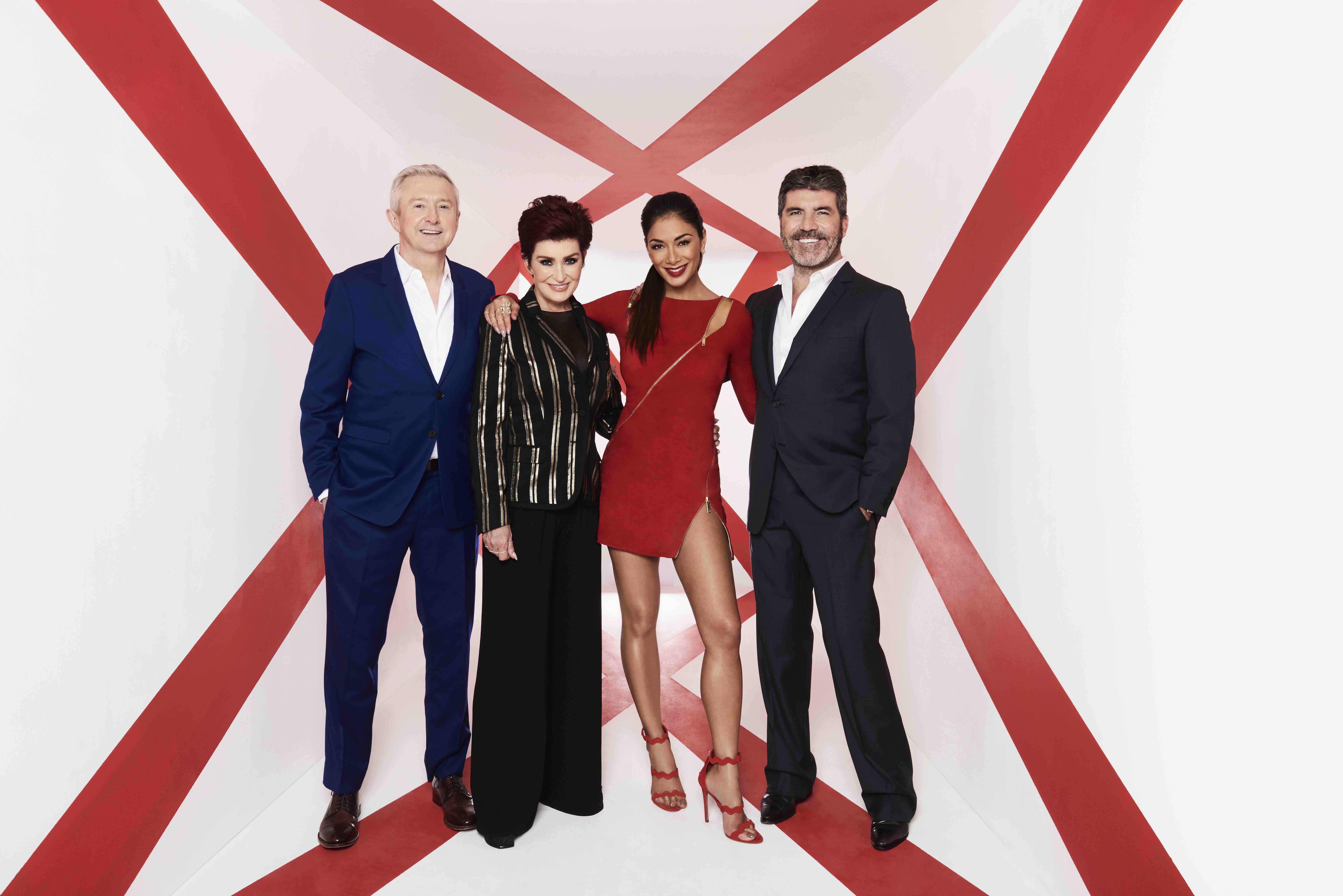X Factor 2017 to copy Britain's Got Talent with week of live shows before the final! | The X Factor UK 2017 | TwitCelebGossip