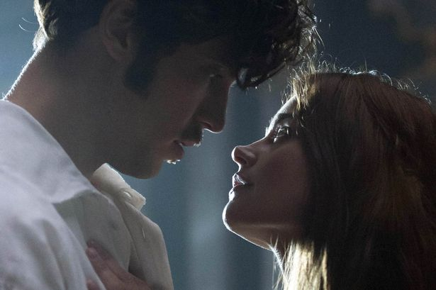 Victoria: Jenna Coleman and Tom Hughes are dating!