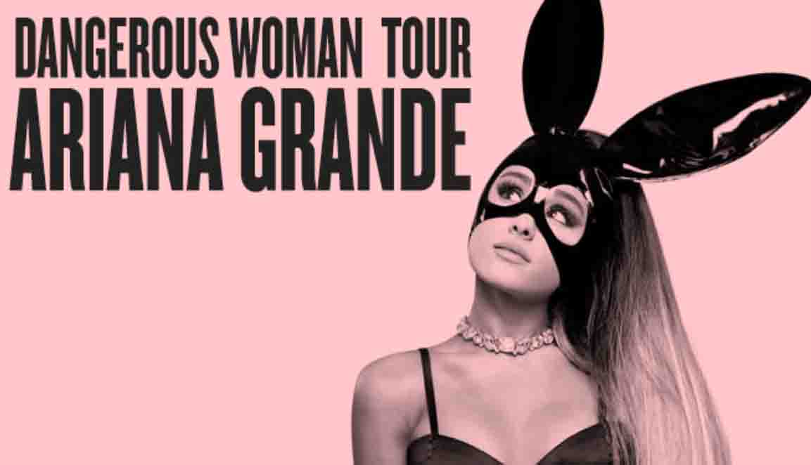 Ariana Grande Reveals Uk Tour Dates For The Dangerous