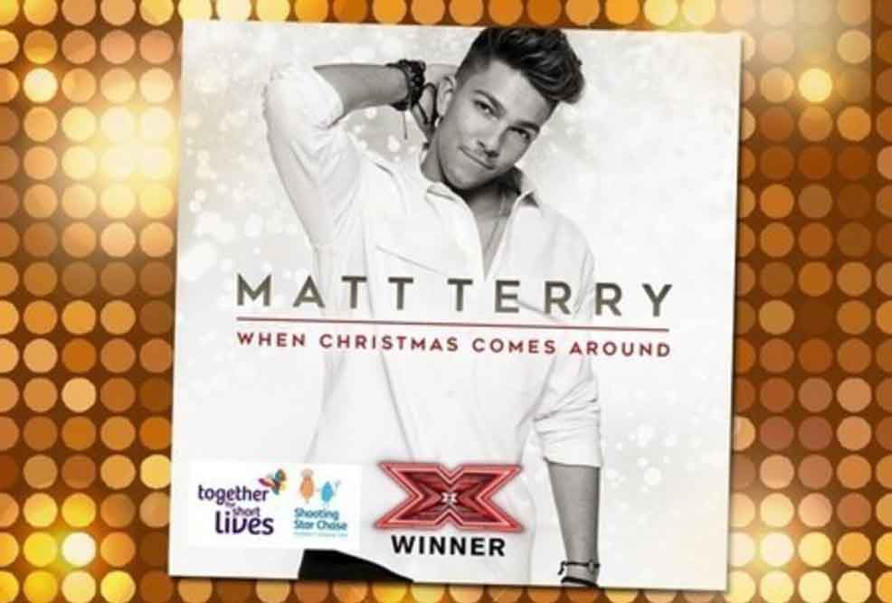 Here's where you can buy Matt Terry's X Factor winners single! | The