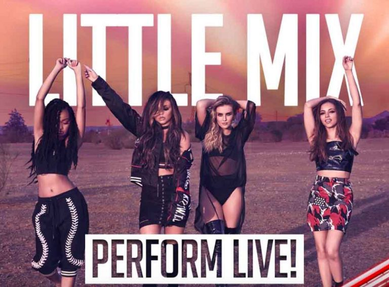 Little Mix's upcoming X Factor performance is going to be HUGE!