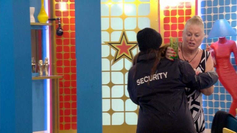 Kim Woodburn REMOVED from Celebrity Big Brother house after EXPLOSIVE row!