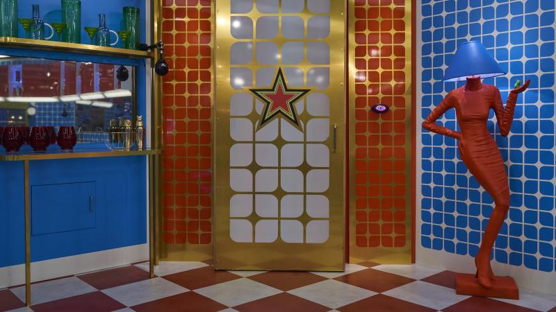 Celebrity Big Brother 2017 Diary Room Chair is revealed! | Celebrity Big Brother 2018 TV | TwitCelebGossip  sc 1 st  TwitCelebGossip & Celebrity Big Brother 2017: Diary Room Chair is revealed ...