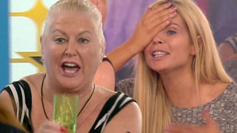 Celebrity Big Brother's Nicola McLean apologises to Kim Woodburn!