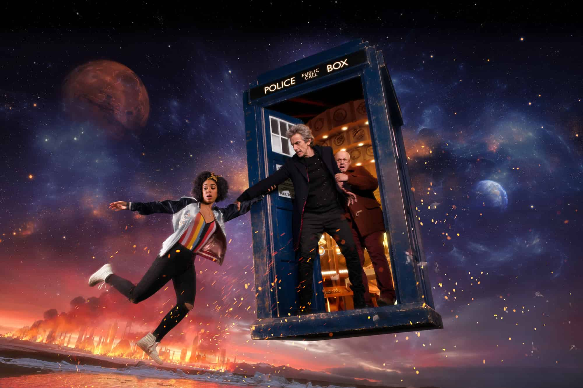 Doctor Who's Pearl Mackie says she wants to play James Bond