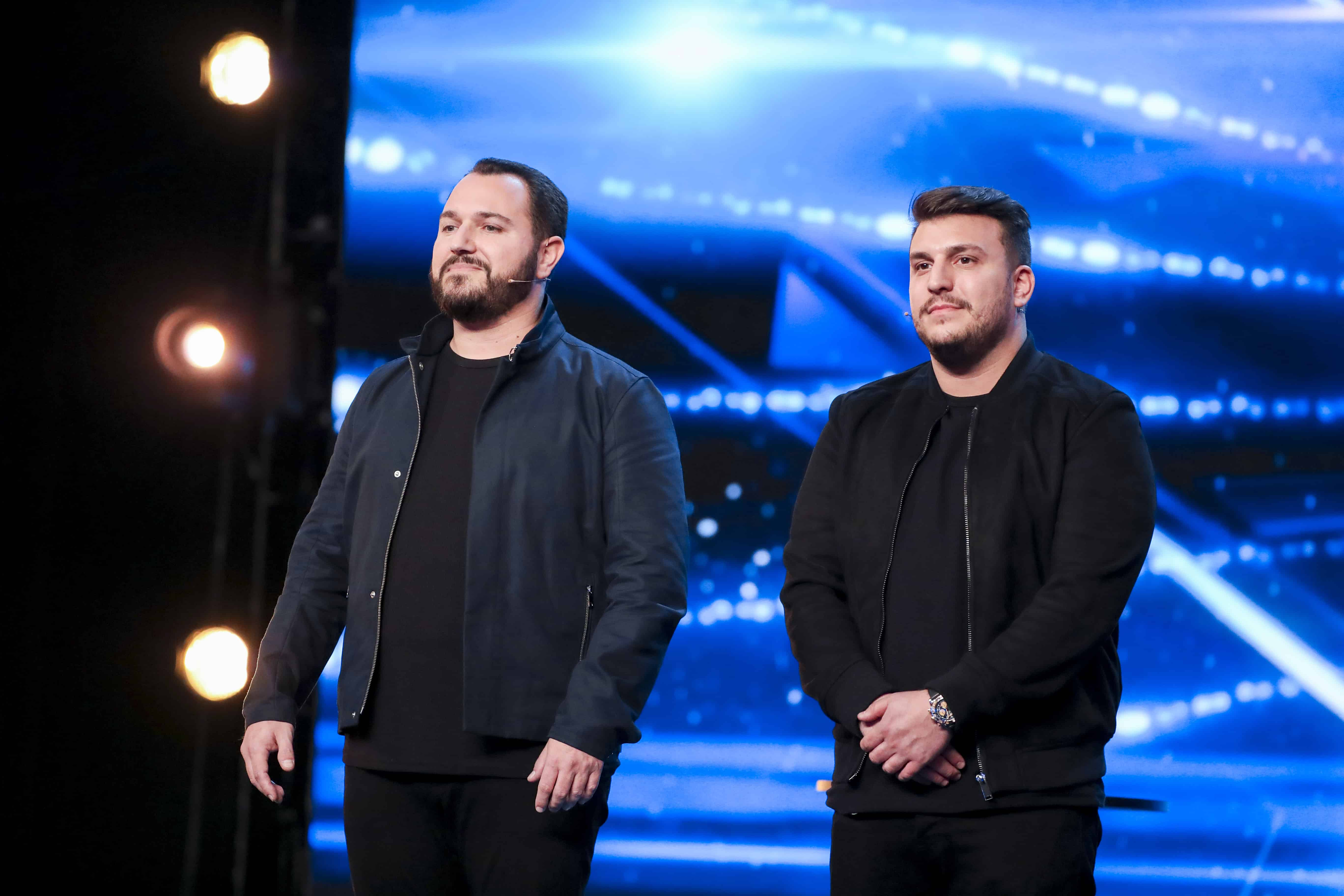 Britain's Got Talent 2017 mind readers DNA amaze at auditions