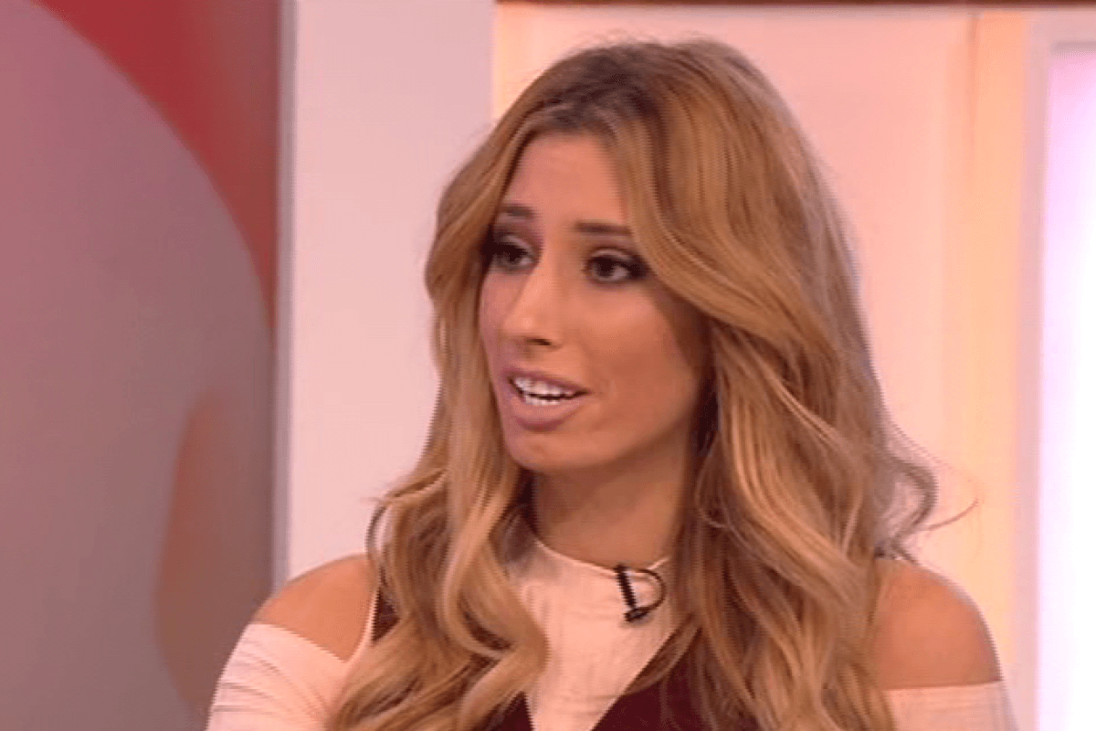 Stacey Solomon Nude Photos 68