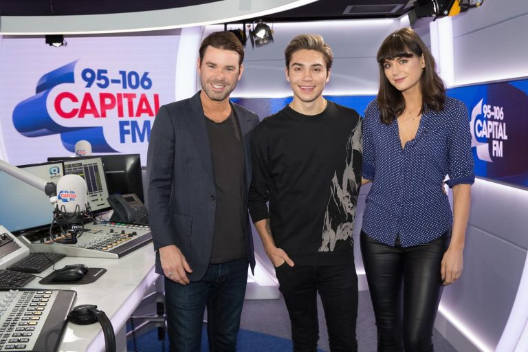 George Shelley and Lilah Parsons AXED from Capital FM Breakfast Show!