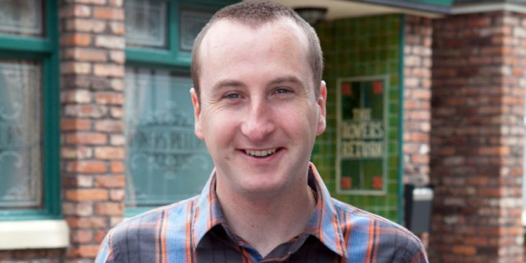 Coronation Street's Andrew Whyment wants to take part in I'm A Celebrity 2017!