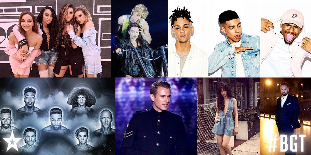 Britain's Got Talent 2017: Live show guest performers announced for the week!   Britain's Got Talent 2017   TwitCelebGossip