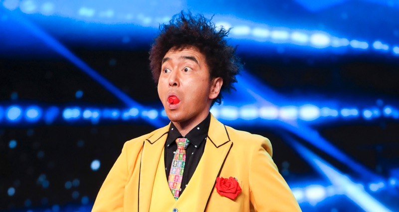 Britain's Got Talent 2017: Magician TanBA swallows razor blades and freaks everyone out