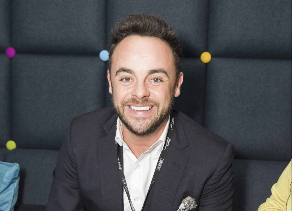 Ant McPartlin announces divorce from wife Lisa