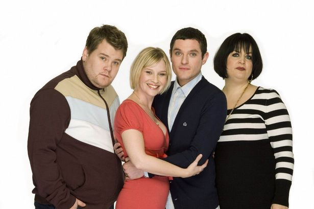 Larry Lamb reveals that a Gavin and Stacey film could happen!
