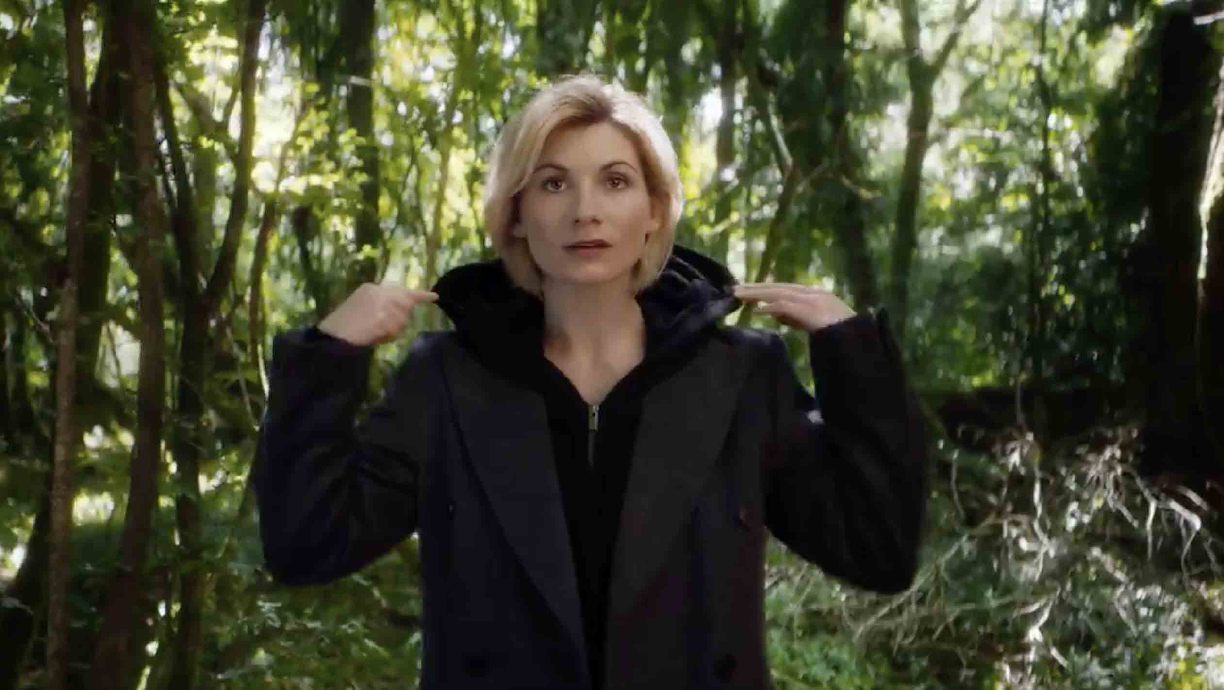 Jodie Whittaker CONFIRMED as the 13th Doctor