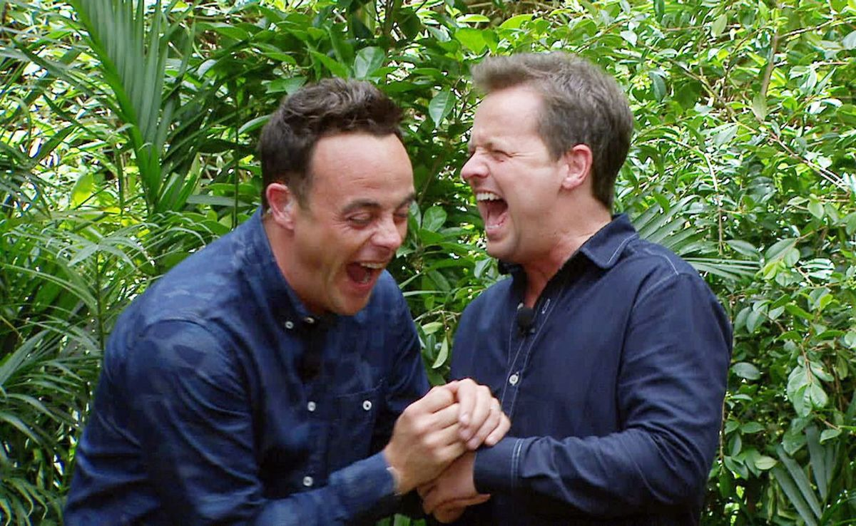 Dec to get new partner to host I'm A Celebrity... who ...