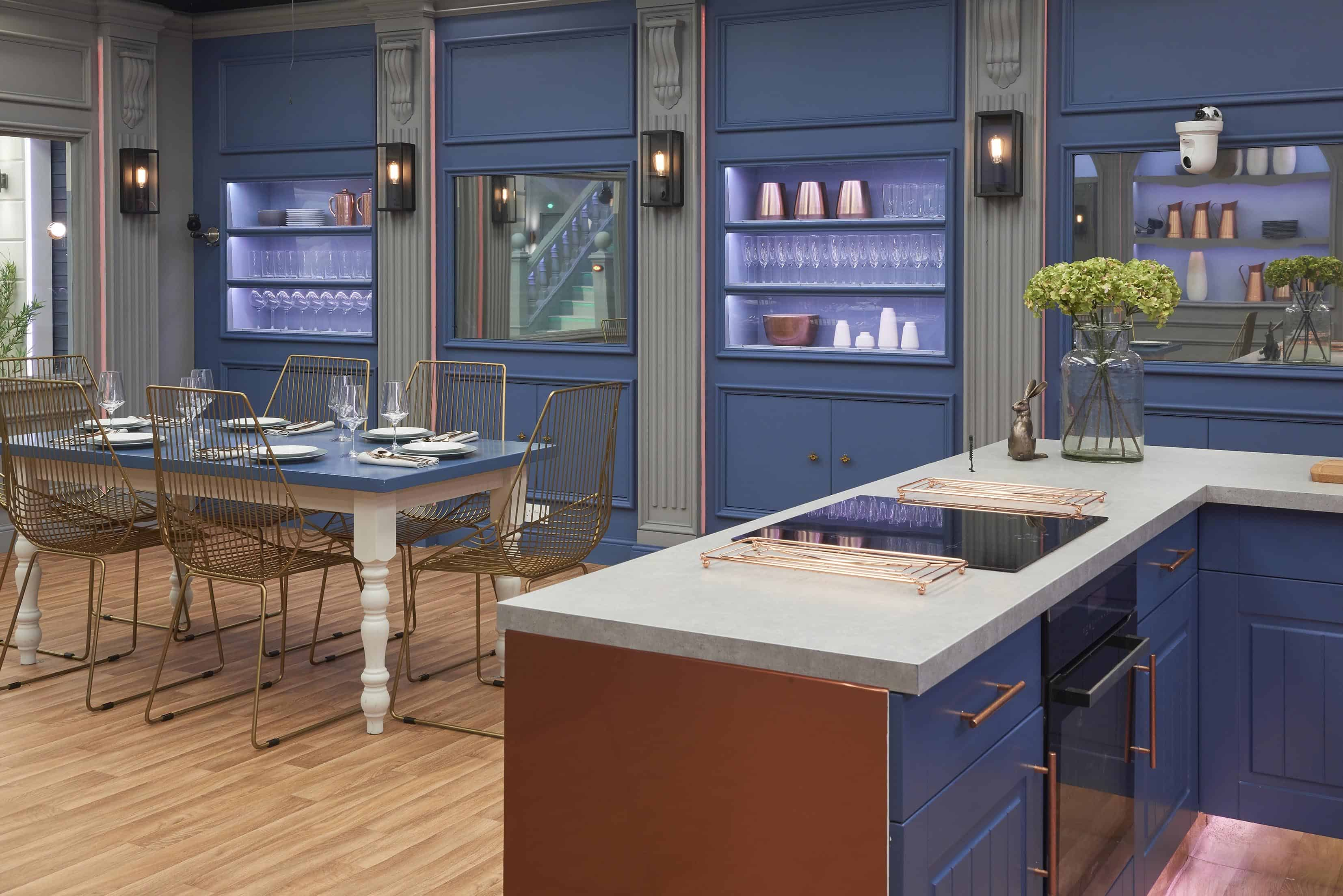 Celebrity Big Brother 2017: Take a peek at the BRAND NEW house