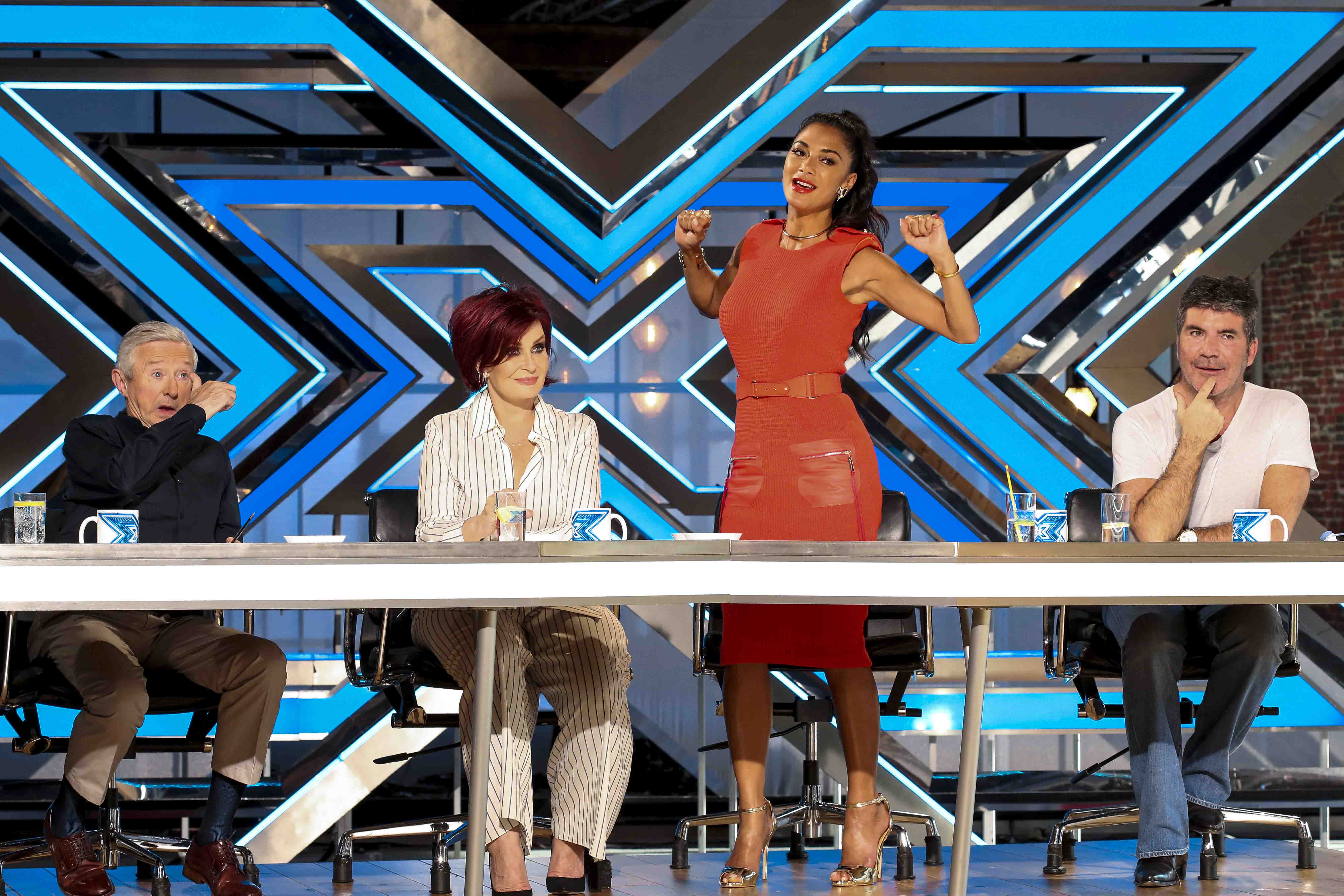 X Factor 2017: Week 1 song choices revealed! | The X ...