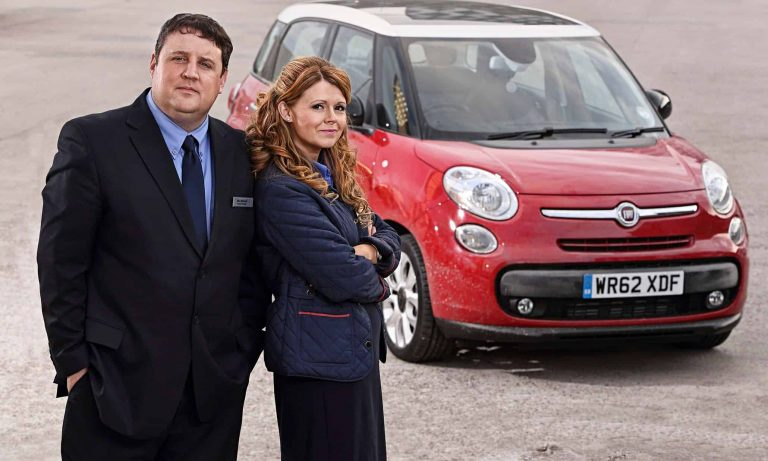 Peter Kay's Car Share is returning for a series finale!