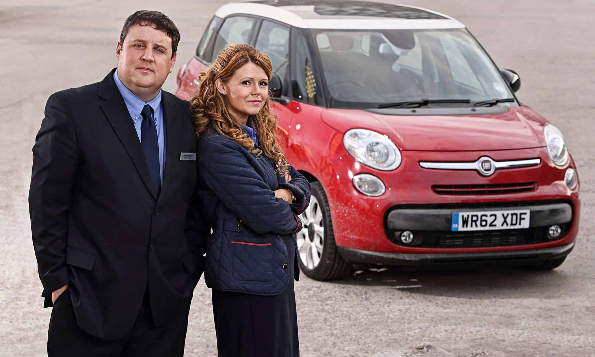 Peter Kay announces Car Share is coming back for two special episodes