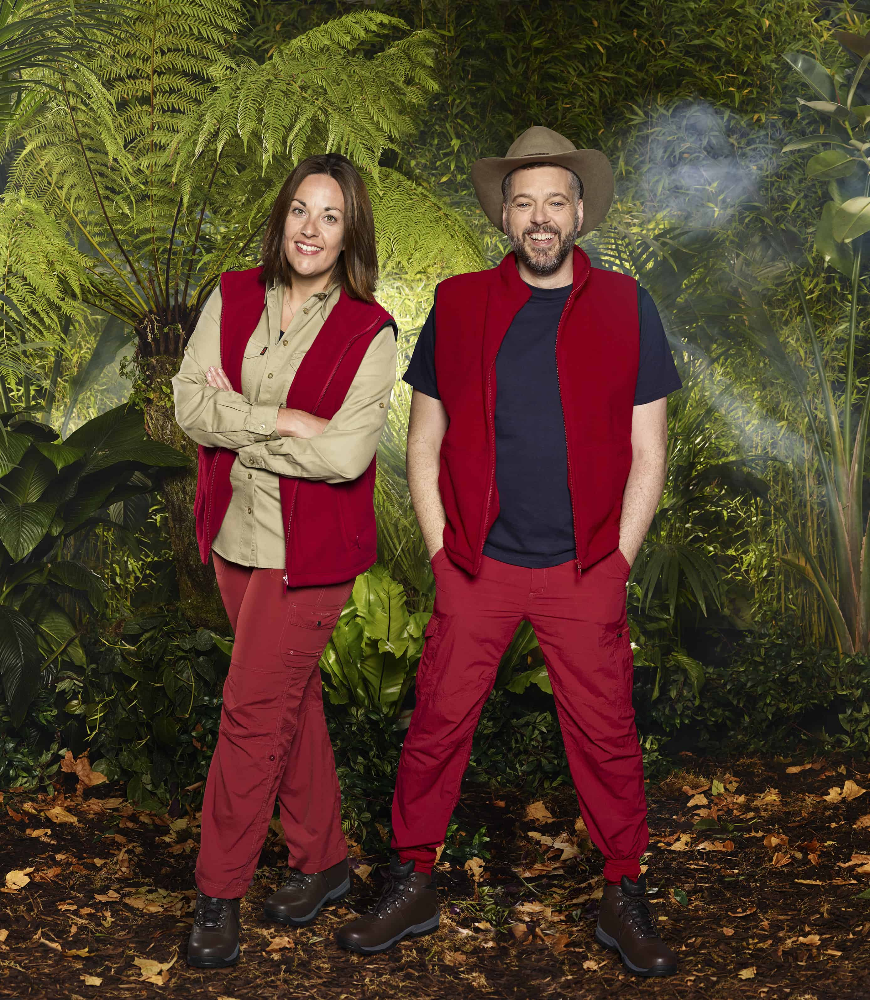 Kezia Dugdale enters I'm a Celebrity jungle camp