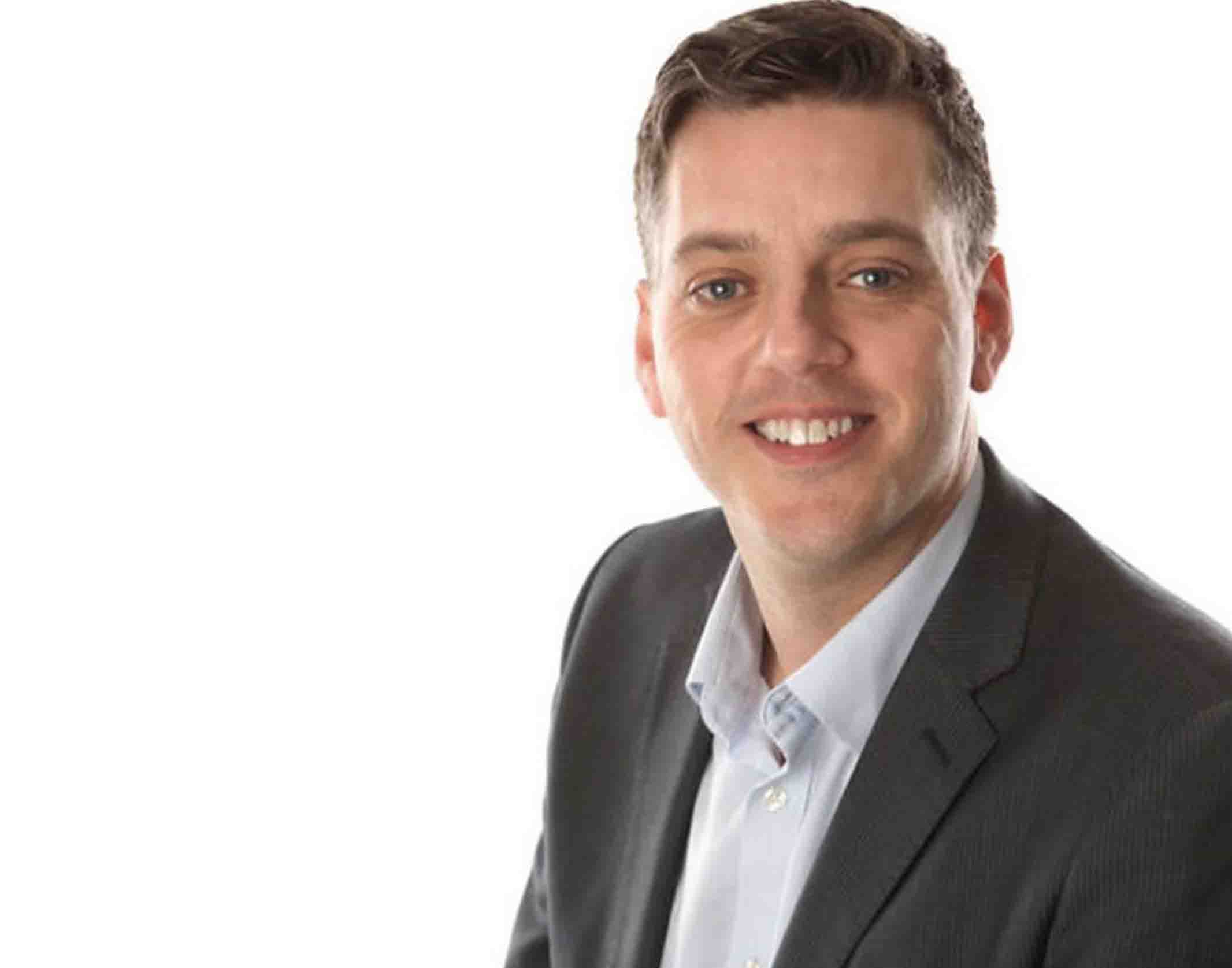 Iain lee radio presenter on celebrity