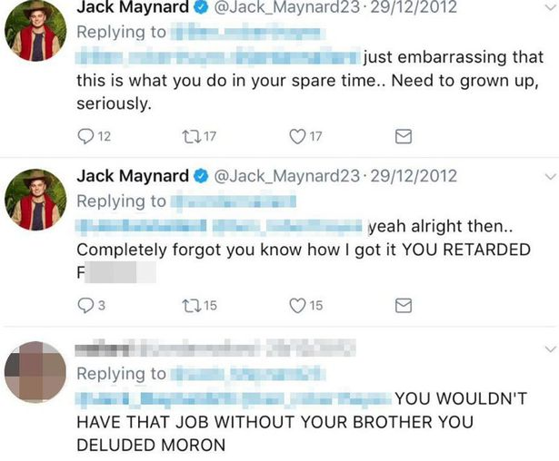 Jack Maynard 'agreed to I'm A Celeb exit' statement explains