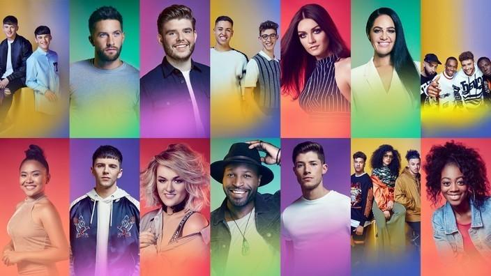 X Factor 2017 Viva Latino Week Song Choices