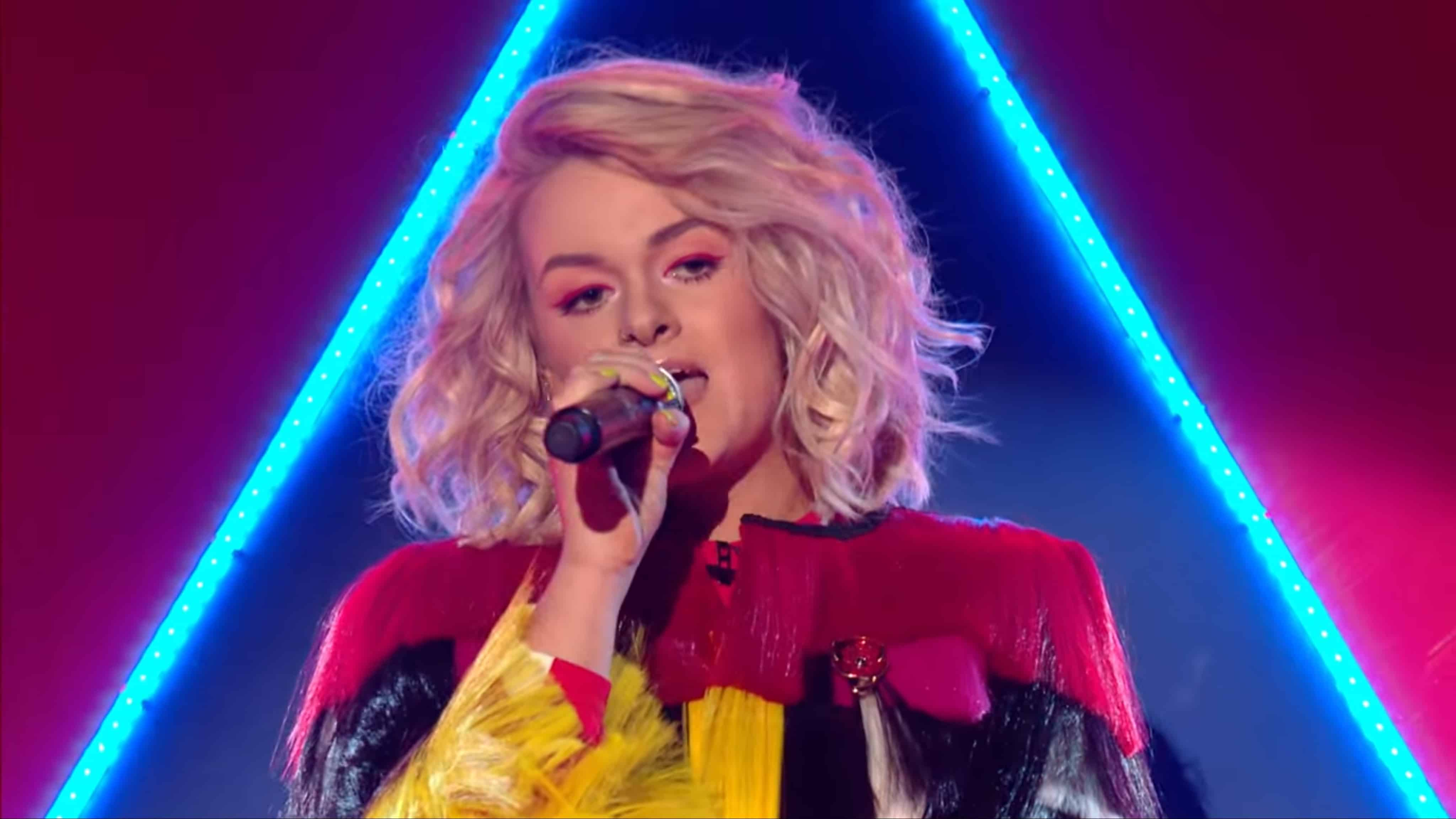 X Factor 2017: Grace Davies SECOND contestant to 'break rule' this