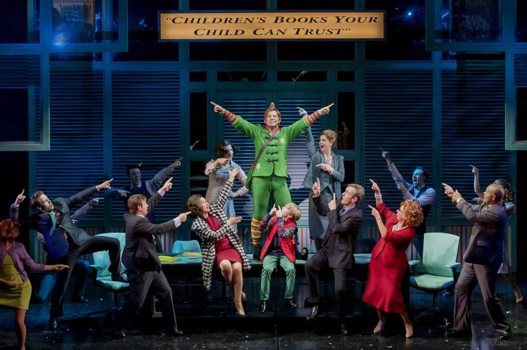 Elf – The Musical live recording to be broadcast on Channel 5 this Christmas!