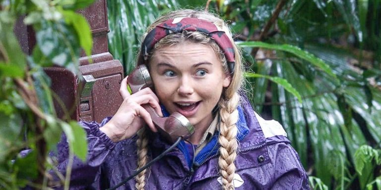 Georgia 'Toff' Toffolo WINS I'm A Celebrity 2017, Jamie Lomas leaves in 2nd place!