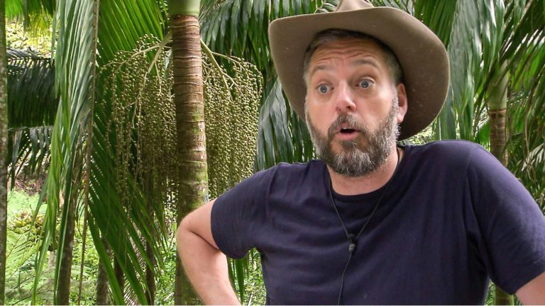 I'm A Celebrity's Iain Lee admits he faked his reactions on the show!