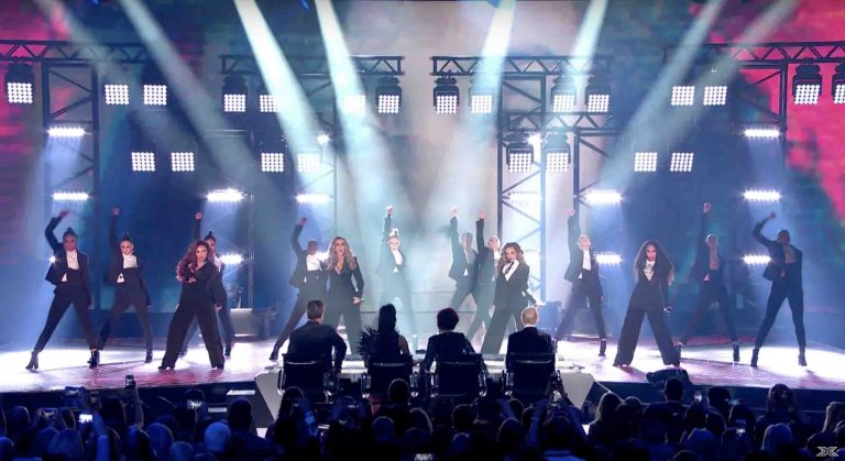 Little Mix open the Grand Final of The X Factor 2017!
