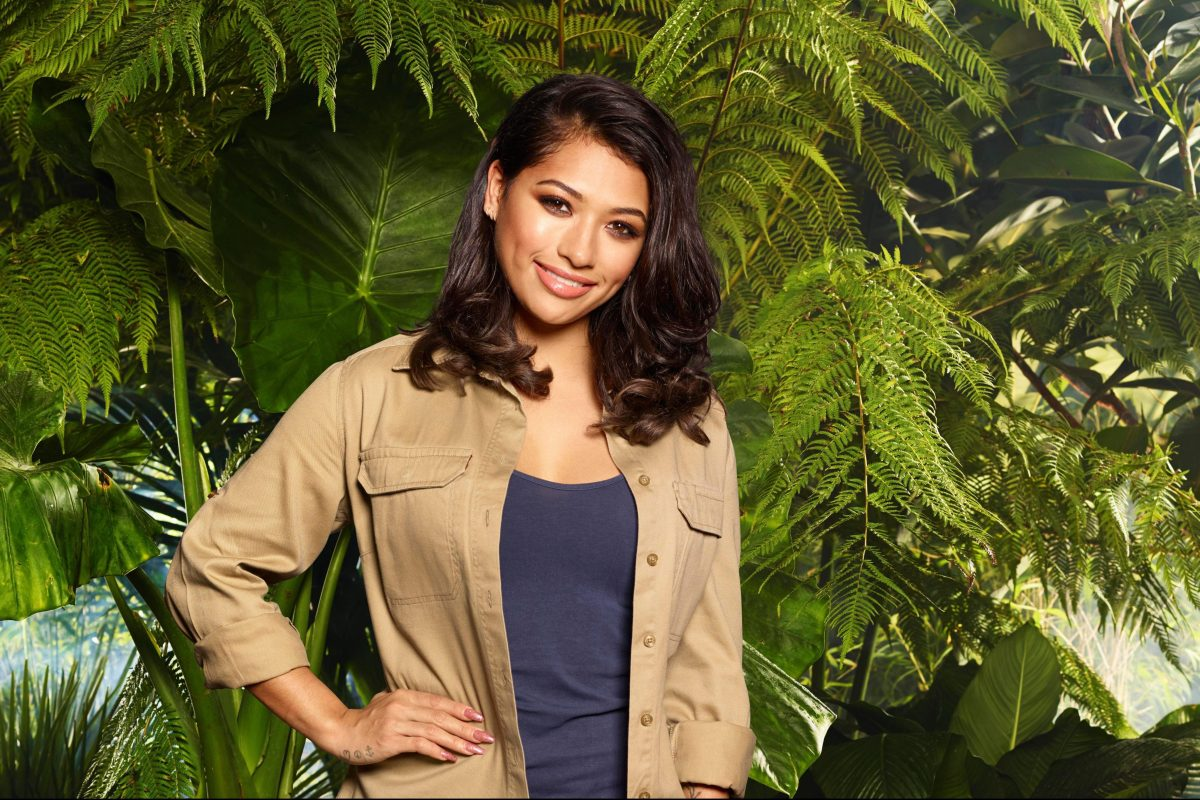 I'm A Celebrity 2017: Vanessa White is the fourth campmate ...