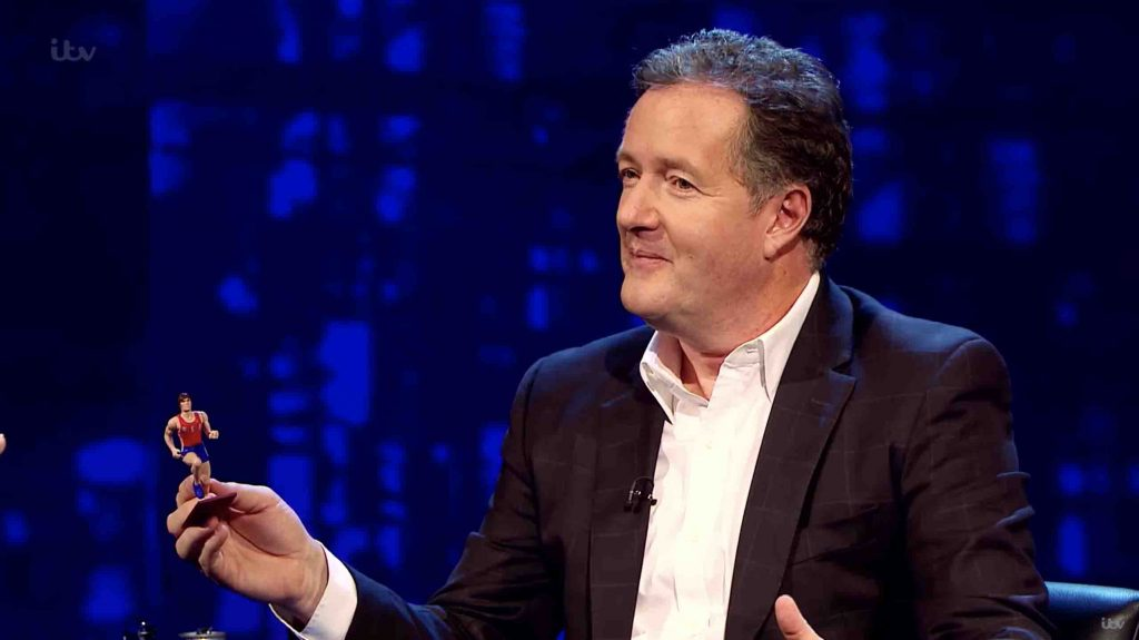 Piers Morgan's Life Stories with Caitlyn Jenner