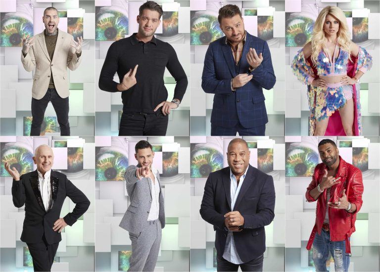 Celebrity Big Brother 2018 PICTURES: Meet the male housemates!