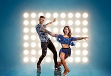 Jake Quickenden and Vanessa Bauer