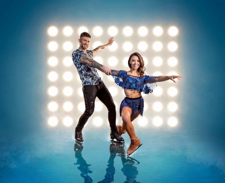 Jake Quickenden andVanessa Bauer win Dancing On Ice 2018