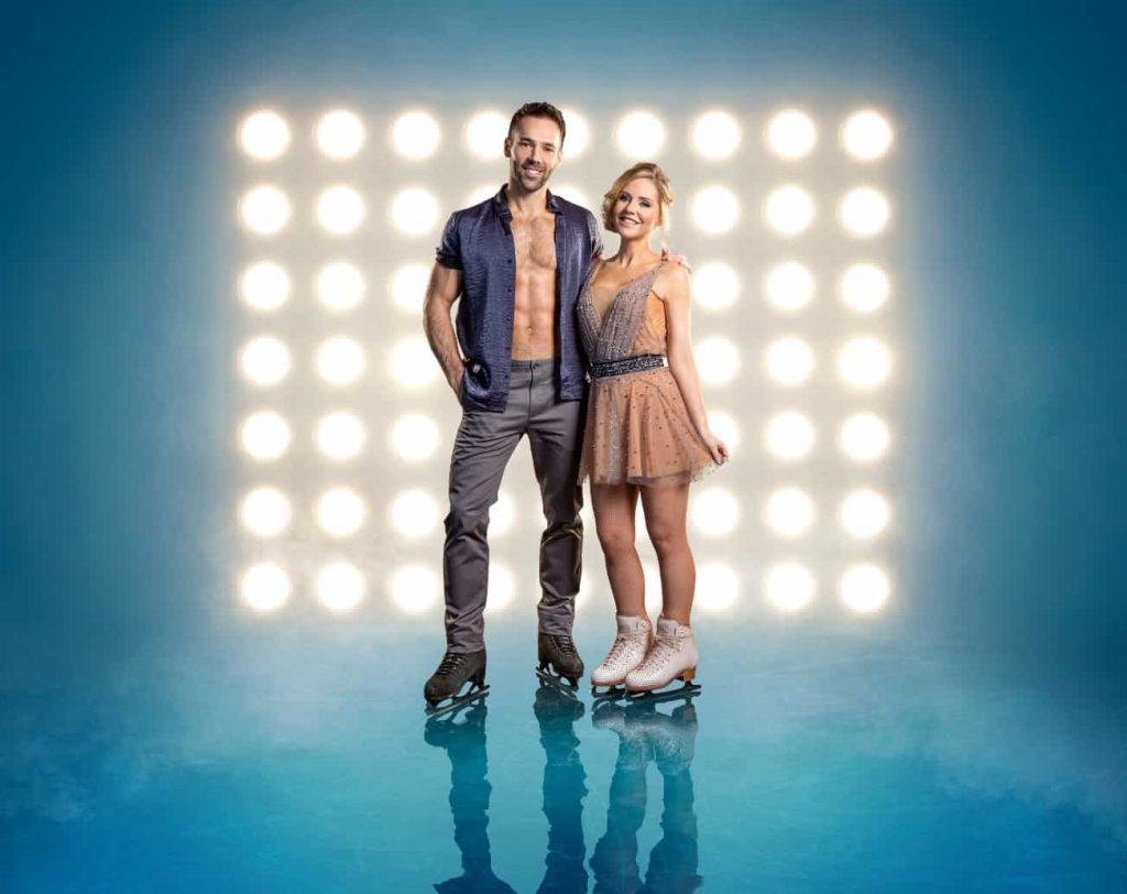 Sylvain Longchambon and Stephanie Waring