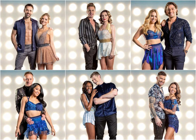 Dancing On Ice 2018 PICTURES: This week's six celebrity contestants confirmed!
