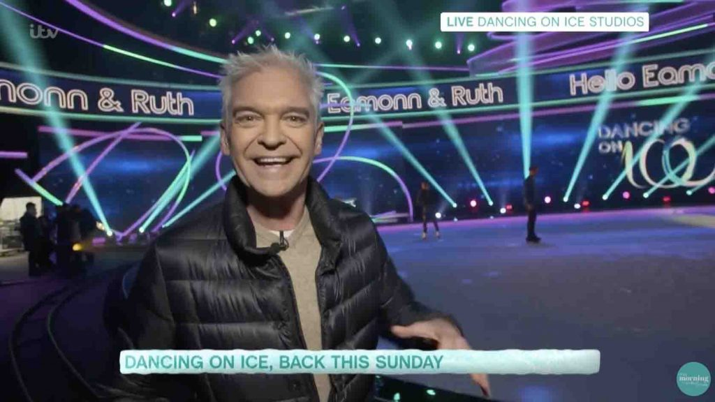 Dancing on Ice: Candice Brown hits back at 'snog' accusations