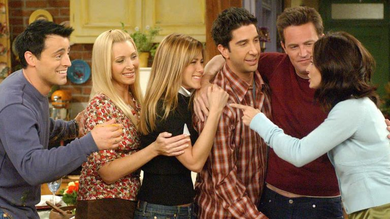 Every single episode of Friends is now available to stream on Netflix UK!