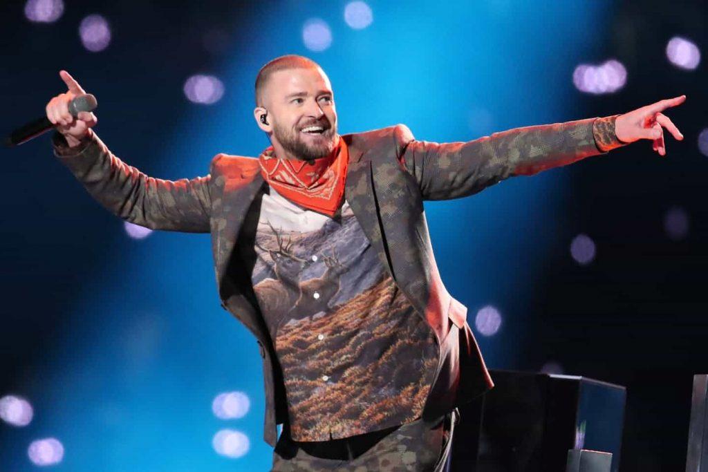 Justin Timberlake Tour Dates Uk
