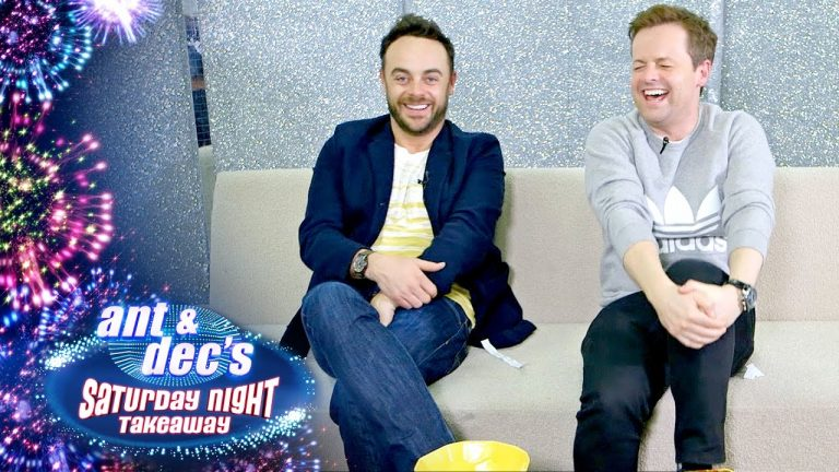 Ant and Dec talk favourite moments as they celebrate 100 episodes of Saturday Night Takeaway