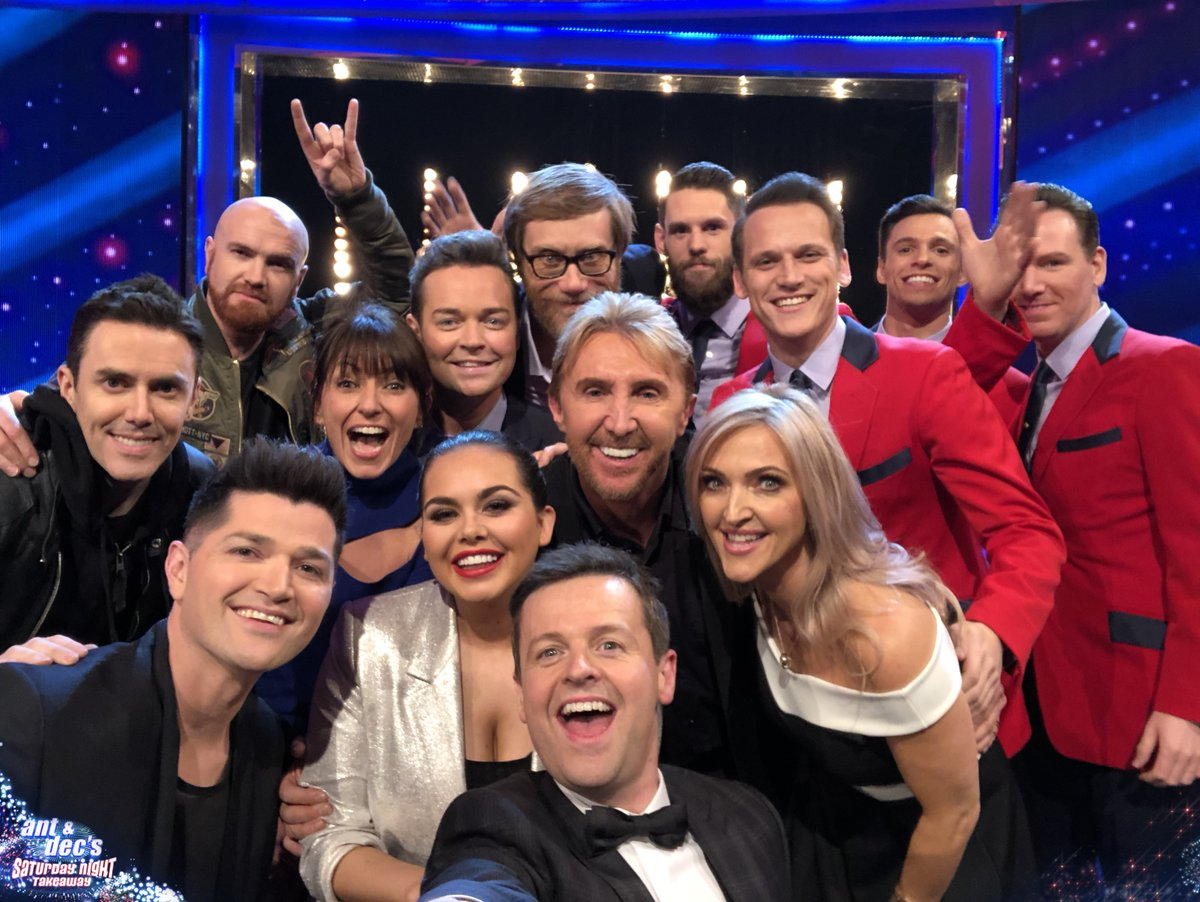 Dec acknowledges Ant's absence as Saturday Night Takeaway returns
