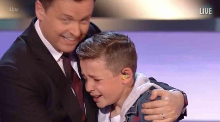 Donchez Dacres and Calum Courtney make it through to Britain's Got Talent 2018 Final