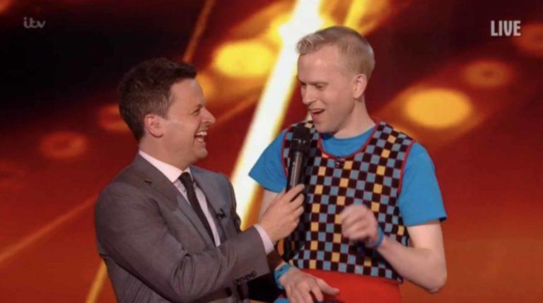 Robert White and Gruffydd Wyn make it through to Britain's Got Talent 2018 Final