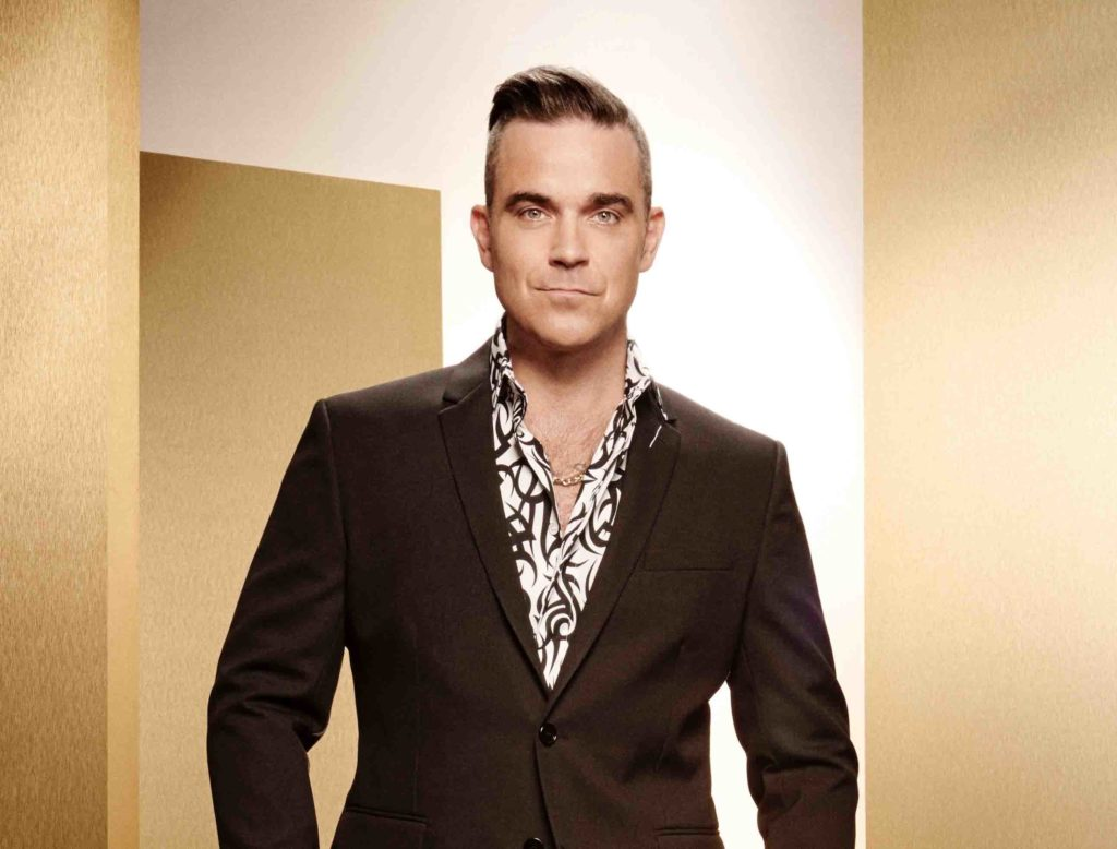 X Factor 2018: Robbie Williams talks talent, mentoring