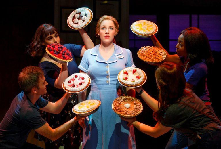 Tony Award-nominated 'Waitress' tickets go on general sale tomorrow
