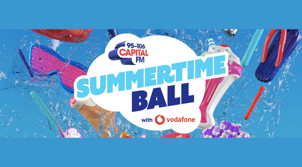 Capital's Summertime Ball 2019: Calvin Harris completes this
