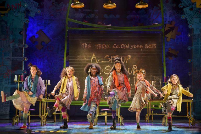 Review: Annie the Musical, Birmingham Hippodrome